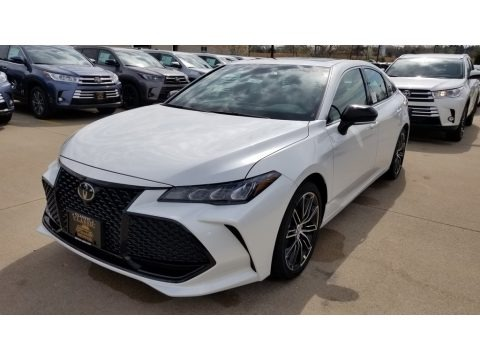 Wind Chill Pearl 2019 Toyota Avalon XSE