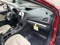Subaru Impreza 2.0i Limited 5-Door Crimson Red Pearl photo #11