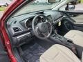 Subaru Impreza 2.0i Limited 5-Door Crimson Red Pearl photo #27