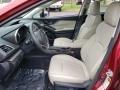 Subaru Impreza 2.0i Limited 5-Door Crimson Red Pearl photo #28