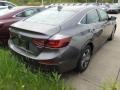 Honda Insight LX Modern Steel Metallic photo #4