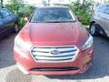 Subaru Legacy 2.5i Premium Venetian Red Pearl photo #2