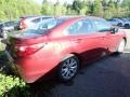 Subaru Legacy 2.5i Premium Venetian Red Pearl photo #4