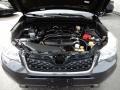 Subaru Forester 2.5i Premium Dark Gray Metallic photo #11
