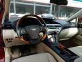 Lexus RX 350 AWD Matador Red Mica photo #8