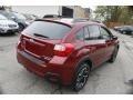 Subaru Crosstrek 2.0i Premium Venetian Red Pearl photo #5