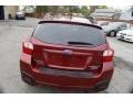 Subaru Crosstrek 2.0i Premium Venetian Red Pearl photo #6