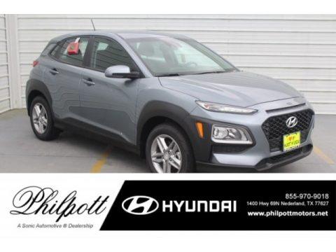 Sonic Silver 2019 Hyundai Kona SE
