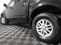 Nissan Frontier SV Crew Cab 4x4 Magnetic Black photo #10