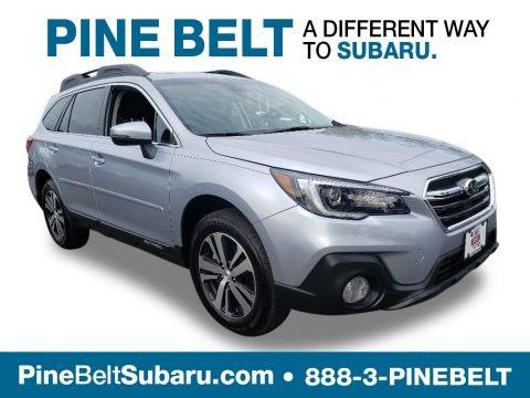 Ice Silver Metallic 2019 Subaru Outback 2.5i Limited
