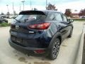 Mazda CX-3 Touring AWD Deep Crystal Blue Mica photo #7
