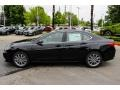 Acura TLX Sedan Majestic Black Pearl photo #4