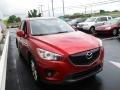 Mazda CX-5 Grand Touring AWD Soul Red Metallic photo #8