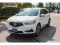 Acura MDX Technology White Diamond Pearl photo #3