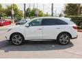 Acura MDX Technology White Diamond Pearl photo #4