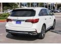 Acura MDX Technology White Diamond Pearl photo #7