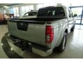 Nissan Frontier SV Crew Cab 4x4 Brilliant Silver photo #4