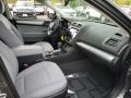 Subaru Legacy 2.5i Premium Magnetite Gray Metallic photo #11