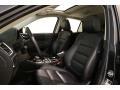 Mazda CX-5 Grand Touring AWD Meteor Gray Mica photo #5