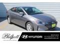 Hyundai Elantra SE Machine Gray photo #1