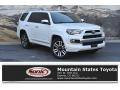 Toyota 4Runner Limited Blizzard White Pearl photo #1