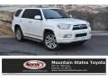 Toyota 4Runner Limited 4x4 Blizzard White Pearl photo #1