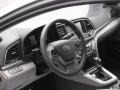 Hyundai Elantra SE Gray photo #10