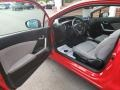 Honda Civic LX Coupe Rallye Red photo #3