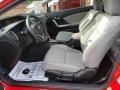 Honda Civic LX Coupe Rallye Red photo #6