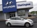 Hyundai Elantra SE Silver photo #2