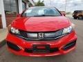 Honda Civic LX Coupe Rallye Red photo #36