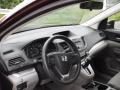 Honda CR-V EX AWD Basque Red Pearl II photo #12