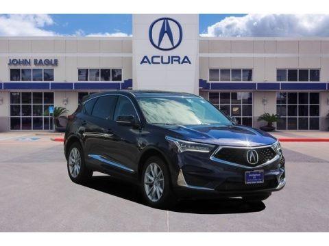 Fathom Blue Pearl 2019 Acura RDX FWD