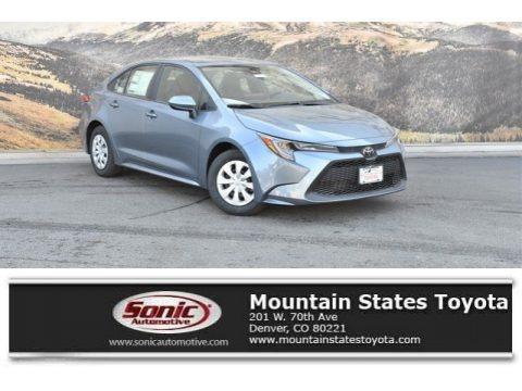 Celestite Gray Metallic 2020 Toyota Corolla L