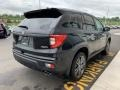 Honda Passport EX-L AWD Crystal Black Pearl photo #5