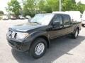 Nissan Frontier SV Crew Cab 4x4 Midnight Black photo #7