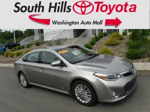 Creme Brulee Mica 2014 Toyota Avalon Hybrid XLE Touring