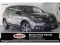 Honda Passport EX-L Modern Steel Metallic photo #1