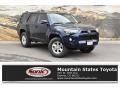 Toyota 4Runner SR5 Premium Nautical Blue Metallic photo #1