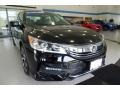 Honda Accord EX-L Sedan Crystal Black Pearl photo #6