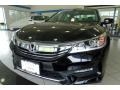 Honda Accord EX-L Sedan Crystal Black Pearl photo #7