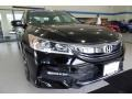 Honda Accord EX-L Sedan Crystal Black Pearl photo #12