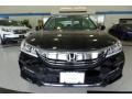 Honda Accord EX-L Sedan Crystal Black Pearl photo #13