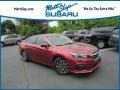 Subaru Legacy 2.5i Premium Crimson Red photo #1