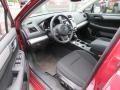Subaru Legacy 2.5i Premium Crimson Red photo #12