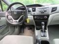 Honda Civic EX Sedan Taffeta White photo #10