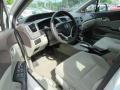 Honda Civic EX Sedan Taffeta White photo #12