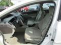 Honda Civic EX Sedan Taffeta White photo #13
