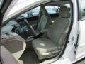 Honda Civic EX Sedan Taffeta White photo #16