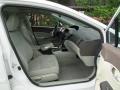 Honda Civic EX Sedan Taffeta White photo #18